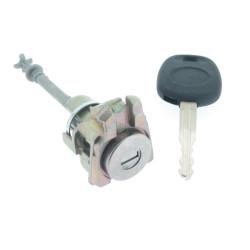 Rechtes Türschloss Toyota Corolla - mit Schlüssel - Schlüsselblatt TOY43 - After Market Produkt