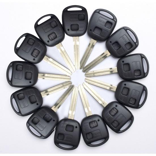 Schleifservice für Autoschlüssel mit normalen Schlüsselblatt
