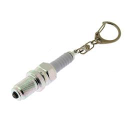 Schlüsselanhänger Zündkerze - mit Lampe