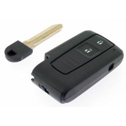 Toyota Schlüssel 2 Tasten - Corolla - Prius - (2006 - 2009) - 89904-47020 - non keyless - OEM Produkt