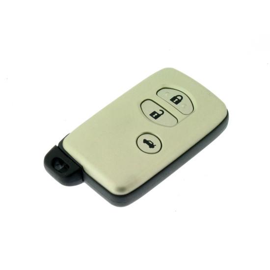 Toyota Smart Schlüssel 3 Tasten für  Avensis - Landcruiser - After Market Produkt