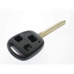 Toyota Klappschlüssel / Umbauset 3 Tasten - für Artikel TOY105A - Schlüsselblatt TOY47