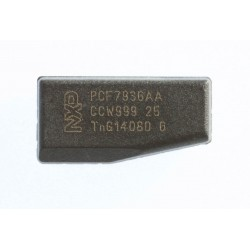 Transponder PCF7937EA - Hitag 2 - 46ex - precoded for GM - After Market Produkt