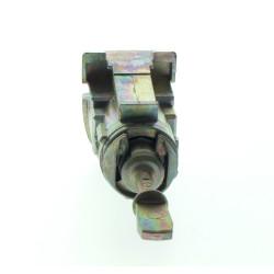 Komplettes Fahrertürschloss mit 1 gefräßte Schlüssel für u.a. die Modelle VW Polo < 2009 - Schlüsselblatt HU66 - After Market Produkt