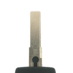 Schlüssel inklusive ID48 CAN Transponder Chip für Audi - Schlüsselblatt HU66 - After Market Produkt