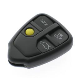 Schlüssel Gehäuse Volvo 4 Taste - inklusive Drücktasten - After Market Produkt