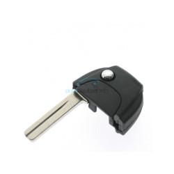 Volvo Schlüsselkopf inklusive Schlüsselblatt für Klappschlüssel 4 und 5 Tasten - Schüsselblat NE66T2