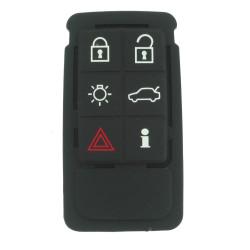 Volvo Keypad 6 Tasten für Volvo Smartkey - Smart Schlüssel