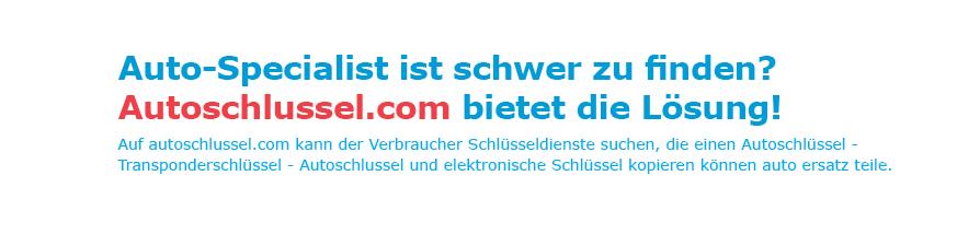 Autoschlussel.com
